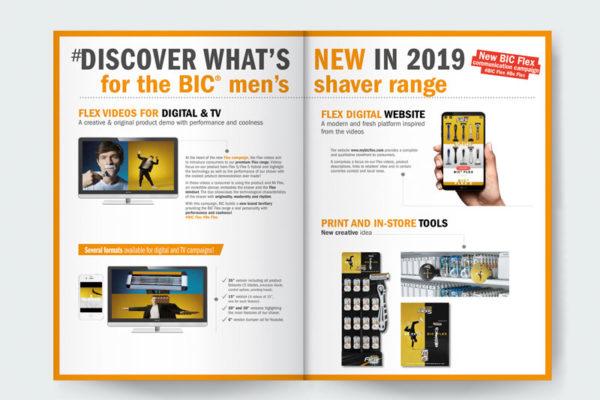 Nouveau Catalogue produits