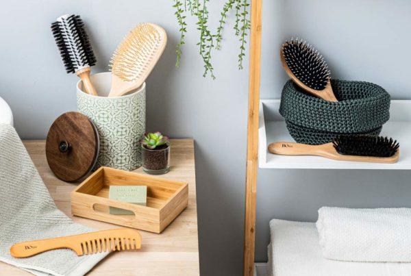 studio photo installation décors pour la beauté