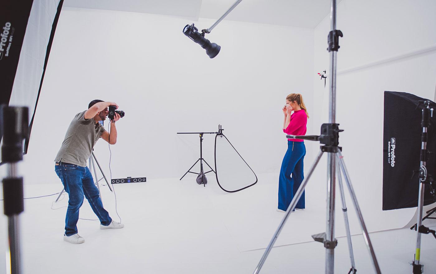 Grand studio photo paris