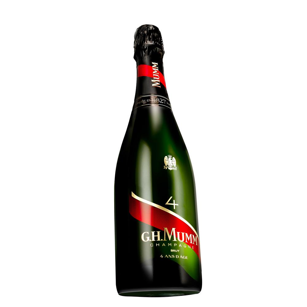 Photo champagne Mumm