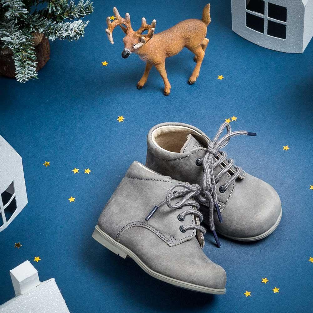 Photo chaussure enfant noel