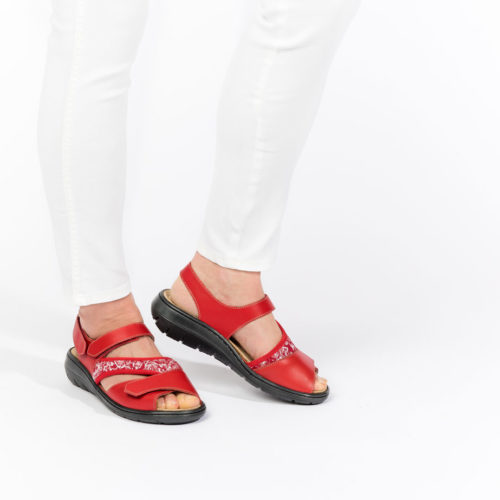 Packshot photo de chaussure orthopédiques