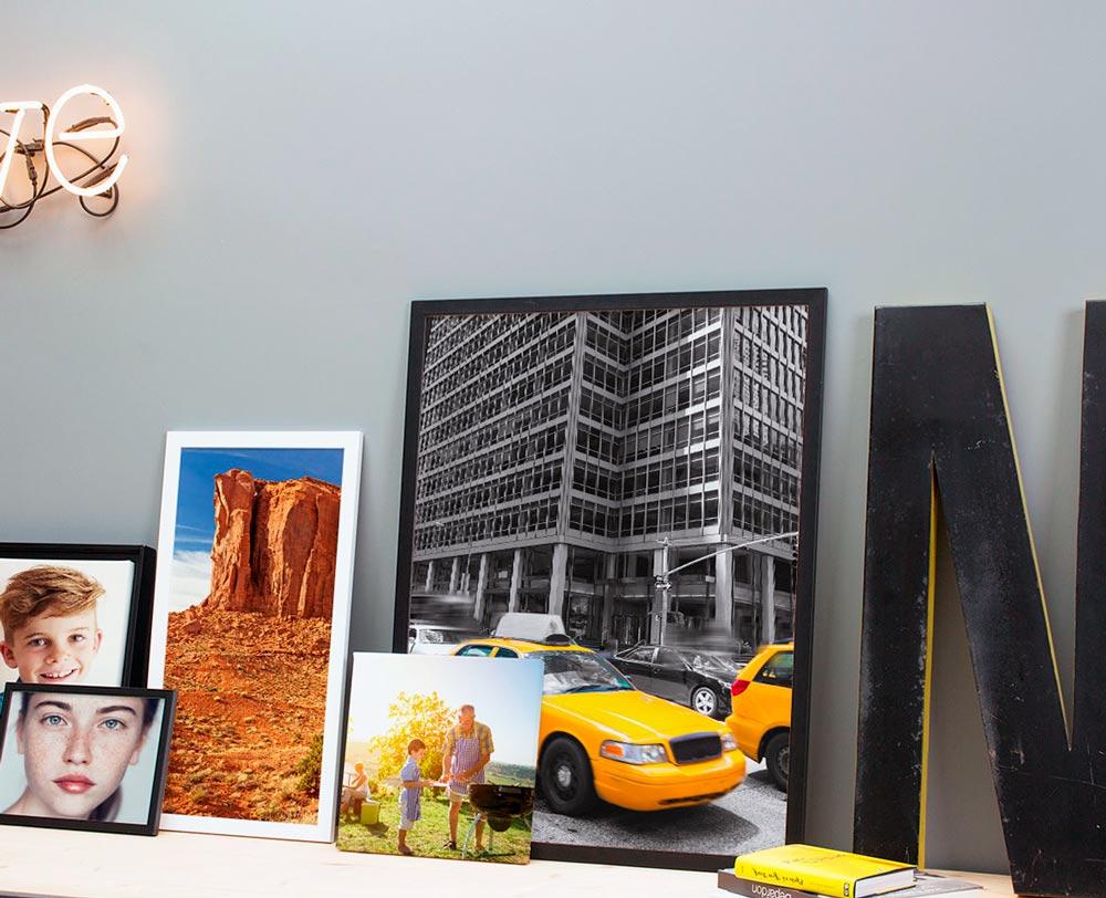 Création decor industriel pour studio photo