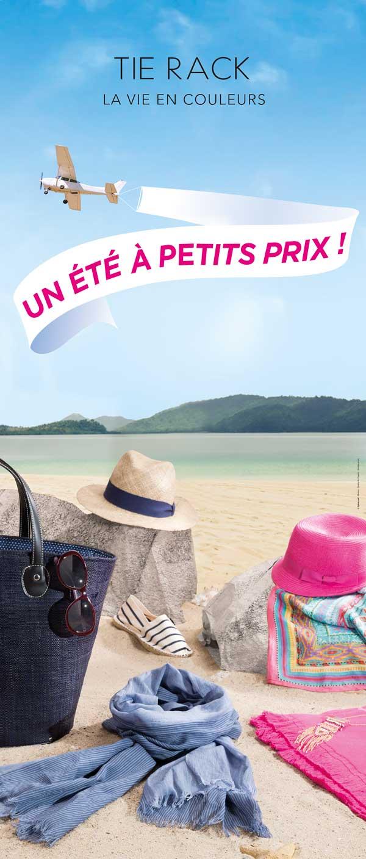 Un été à petit prix publicité