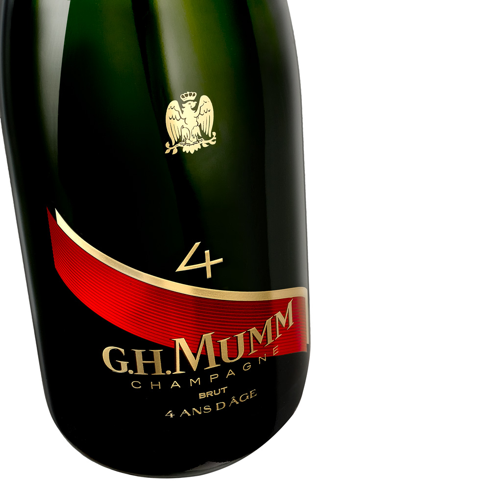 Champagne Mumm - Packshot photo