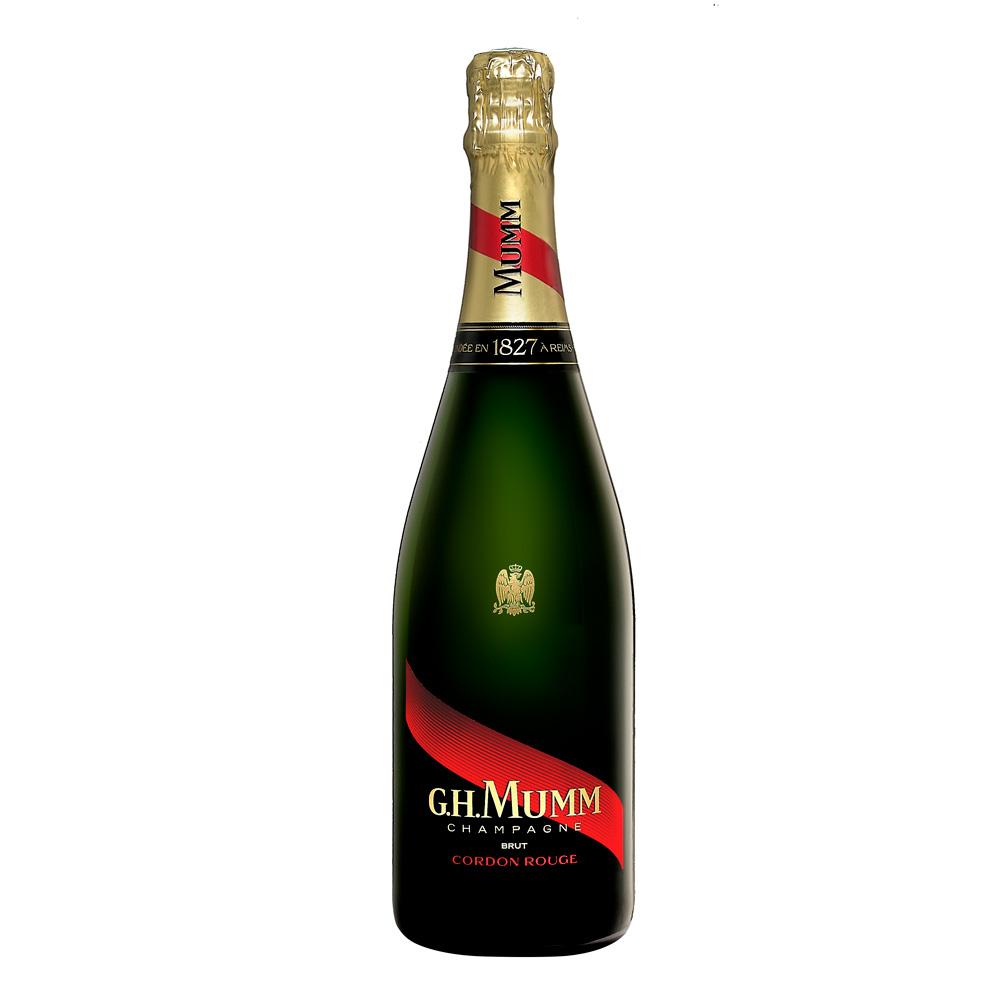 Champagne cordon rouge