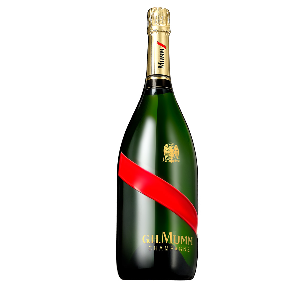 Champagne Mumm magnum